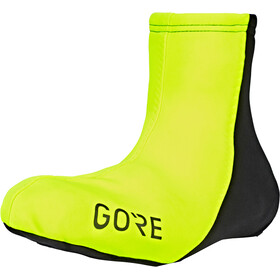 GORE WEAR C5 Windstopper Skoovertræk gul/sort